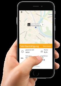 Duba Taxi App