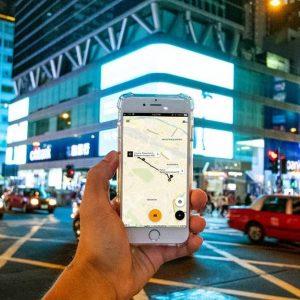 Taxi Zürich App